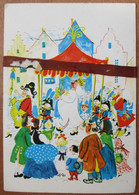 DENMARK HANS CHRISTIAN ANDERSEN EMPEROR NEW CLOTHES PC CPA CPM POSTCARD CARTOLINA CARD PICTURE PHOTO - Unclassified