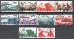 Eritrea 1936 Sass.A17/26 O/Used VF/F - Eritrea