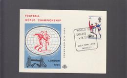 2021_2_sport Calcio Soccer Football Fussball  Mondiale World Cup 1966 London Londra - 1966 – England