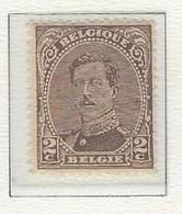 COB  136   (MNH) - 1915-1920 Albert I