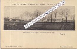"""ANTWERPEN-ANVERS-DEURNE""""PANORAMA DU VILLAGE-DORP""""UITG.HERMANS NR98-EDIT.ANVERS - Antwerpen"""