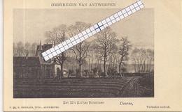 """ANTWERPEN-ANVERS-DEURNE""""HET WIT HOF TER BOTELAER""""UITG.HERMANS NR99-EDIT.ANVERS - Antwerpen"""