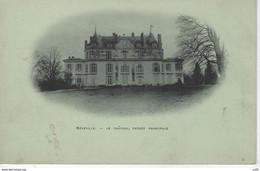 91 ( Essonne ) - MEREVILLE - Le Chateau, Entree Principale - Mereville