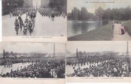 PARIS                    LOT DE 320 CARTES - 100 - 499 Postcards