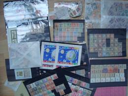 COLOSSAL VRAC D'ALLEMAGNE (COLIS + DE 5KG) - Lots & Kiloware (mixtures) - Min. 1000 Stamps