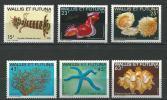 """Wallis YT 248 à 253 """" Faune Du Pacifique """" 1979 Neuf** - Unused Stamps"""