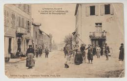 Aveyron Illustré LA SALVETAT PEYRALES  Avenue De Rieupeyroux (animation) - Autres Communes
