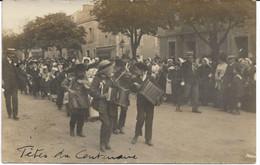 CPA - France - (85) Vendée - La Roche-Sur-Yon - Carte Photo - Fête Du Centenaire En 1913 - Avenue De La Gare - La Roche Sur Yon