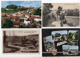 ZE-Lot Vrac En Carton 395x290x110 Contenant Environ 1600 C. Postales CPA-CPSM-CPM (90x140 Ou 105x150)--FRANCE - - 500 Postkaarten Min.