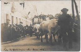 CPA - France - (85) Vendée - La Roche-Sur-Yon - Carte Photo - Fête Du Centenaire En 1913 - Place De La Préfecture - La Roche Sur Yon