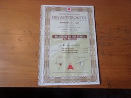 CAISSE NATIONALE DES AUTOROUTES (1969) - Unclassified