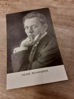 HEINRICH REHKEMPER - OPERNSAENGER - OPER - Opera