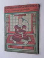VLAAMSCHE FILMKENS ( Nr. 295 ) 5-7-'36 : De Verdwenen Japanner ( Juul Jottier ) ! - Kids