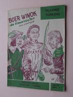 VLAAMSE FILMKENS ( Nr. 398 ) Boer Winok, De Blauwvoeter ( V. Watteyne ) ! - Kids