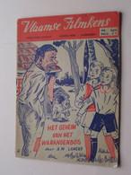 VLAAMSE FILMKENS ( Nr. 404 ) Het Geheim Van Het Warandenbos ( A.M. Lamend ) ! - Kids