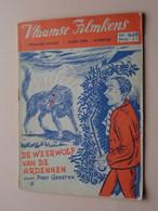 VLAAMSE FILMKENS ( Nr. 408 ) De Weerwolf Van De Ardennen ( Bert Geerten ) ! - Kids