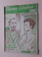 VLAAMSE FILMKENS ( Nr. 410 ) De Groene Sportwagen ( R. Castelein ) ! - Kids