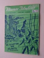 VLAAMSE FILMKENS ( Nr. 412 ) De Schatten Van Atlantis ( M. Riethuyze ) ! - Kids