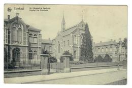 Turnhout  Hôpital Ste. Elisabeth  St. Elisabeth's Gasthuis    Uitgave Jacobs-Brosens - Turnhout