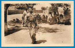 CPA (Soudan Français) MALI - GAO - Le Marché - Malí