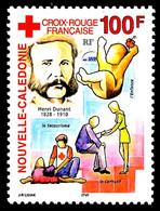 NOUV.-CALEDONIE 2000 - Yv. 830 **   Faciale= 0,84 EUR - Croix-Rouge. Henri Dunant  ..Réf.NCE26496 - Nuovi