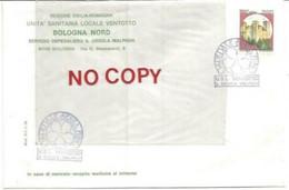Regione Emilia Romagna, USL 28 S. Orsola Malpighi, Ospedale Senza Fumo, Bologna Nord. - Polucion