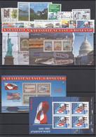 Greenland 1995  - Full Year MNH ** - Komplette Jahrgänge