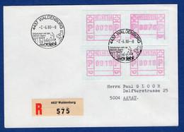 K-Stempel Waldenburg (aa6018) - Postmark Collection