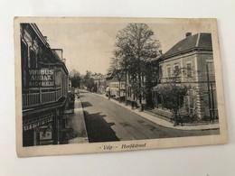 Carte Postale Ancienne  (1926) VELP Hoofdstraat - Velp / Rozendaal