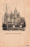 Lokeren - Kasteel - Le Château De L'Allée Verte * - Lokeren