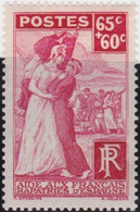 France   .    Yvert    .   401       .    *  .    Neuf Avec Gomme  Et Charnière   .   /   .     Mint-hinged - Unused Stamps