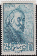 France   .    Yvert    .   421    .    *  .    Neuf Avec Gomme  Et Charnière   .   /   .     Mint-hinged - Unused Stamps