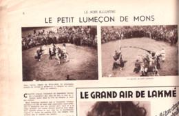 """Mons-Le Petit Lumeçon-Doudou-Colonies Scolaires Catholiques-Asch-As-Tervuren-Ch.Stolberg-Averbode-""""Soir Illustré"""" 1934 - Non Classificati"""