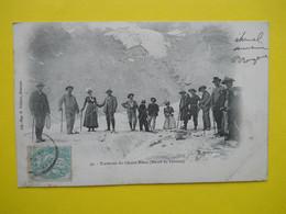 Briançon ,traversée Du Glacier Blanc,Pelvoux - Briancon
