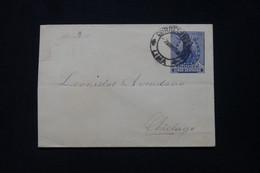 PEROU - Entier Postal De Lima Pour Chiclayo En 1896 - L 91803 - Perú