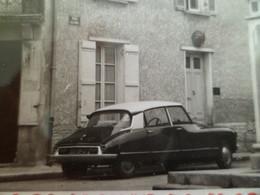Photo Auto Voiture Automobile - Ciktroen DS N° Immatriculation 201 DP 47 - Cars