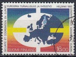 FINLANDIA 1992 Nº 1132 USADO - Gebraucht