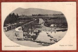 Alrededores De Oviedo, Puente De Colloto (3624) - Asturias (Oviedo)