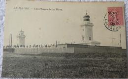 LE HAVRE  Les Phares De La Héve - Porto