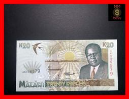 MALAWI 20 Kwacha 1.6.1995  P. 32  UNC - Malawi