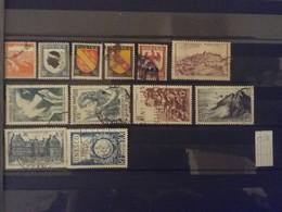 1946 YT Entre 748 Et 771 Obli O - Collezioni