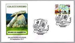 Coleccionismo - DOLMEN DE SORGINETXE. Salvatierra-Agurain, Alava, Pais Vasco, 2017 - Vor- Und Frühgeschichte