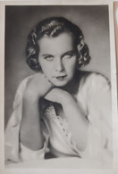 AK Marie-José Of Belgium - Queen Of Italy - Photo Ghitta Carell (54876) - Familles Royales