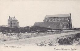 Nieuwpoort, Nieuport Bains, L'Eglise (pk78820) - Nieuwpoort