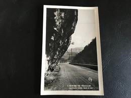 GORGES DE CHAILLES La Route Taillée Dans Le Roc - 1951 Timbrée - Other Municipalities