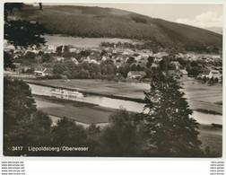 AK  Lippoldsberg Oberweser 1969 - Kassel