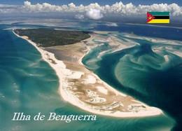 Mozambique Benguerra Island Aerial View New Postcard Mosambik AK - Mosambik