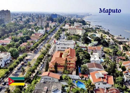 Mozambique Maputo Aerial View New Postcard Mosambik AK - Mozambico