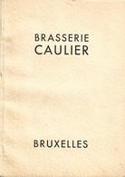 Histoire De La Bière (grand Cahier D'école) Caulier, Brasserie Les Alliès, Willemans-Ceuppens - Other