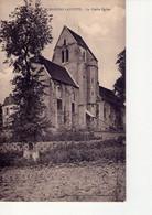CPA - 78 - 107 - MAISONS LAFFITTE - LA VIEILLE EGLISE - - Maisons-Laffitte